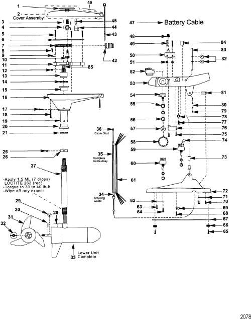 small resolution of trolling motor plug and receptacle wiring diagram
