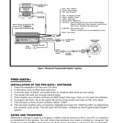 Msd 6a 6200 Wiring Diagram Toyota Tundra 2010 Worksheet And Tech Symptoms Troubleshooting Tehniques For Performance Products