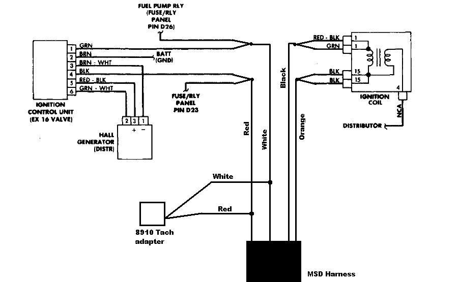 msd 6400 wiring diagram msd 6400 wiring diagram