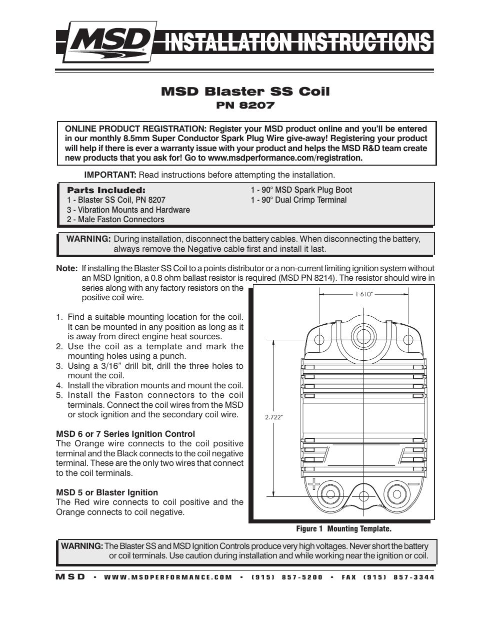 medium resolution of msd 6l wiring diagram