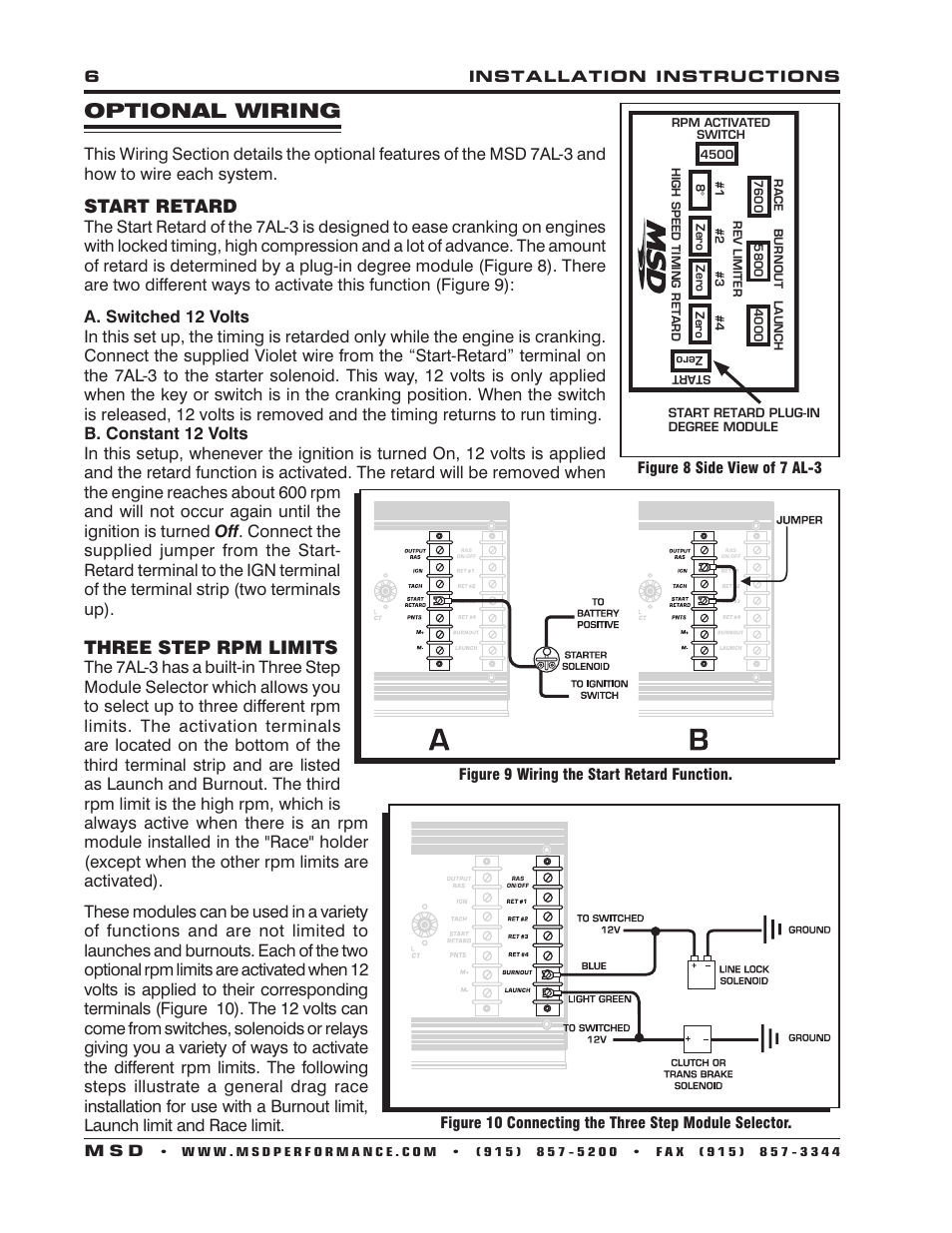 hight resolution of msd wiring diagram race
