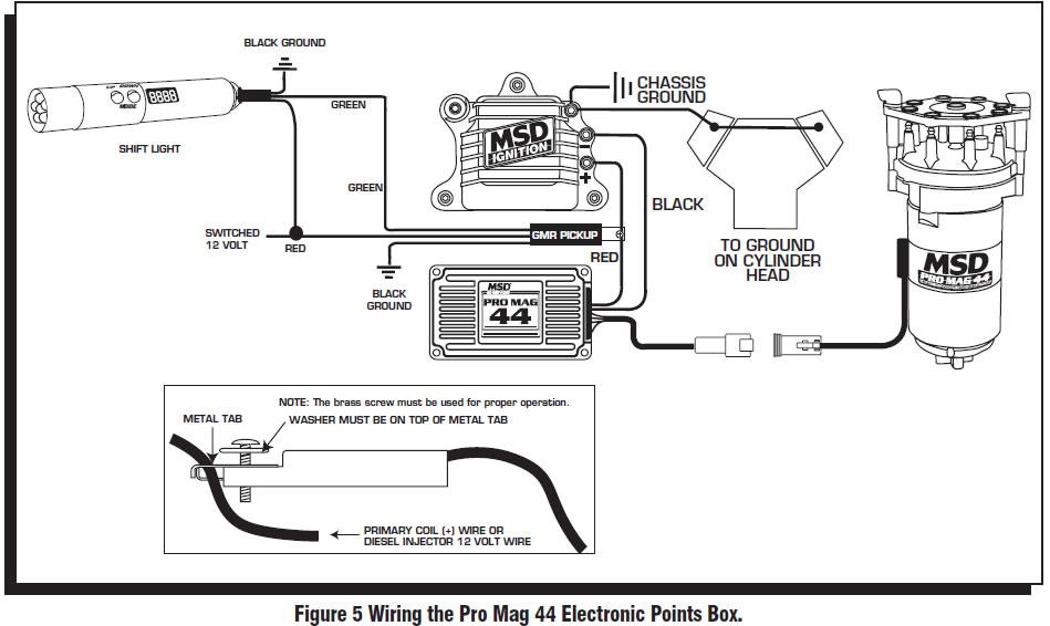 Msd Pro Mag Wiring Diagram 8106