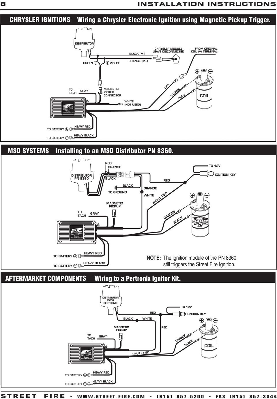 medium resolution of msd 5520 ignition wiring diagram