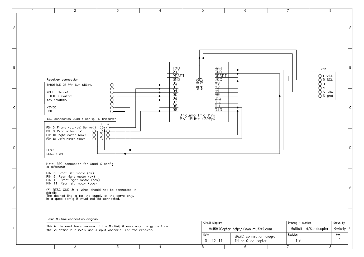 hight resolution of tricopter wiring diagram