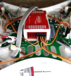 dji phantom quadcopter wiring diagram [ 1600 x 1200 Pixel ]