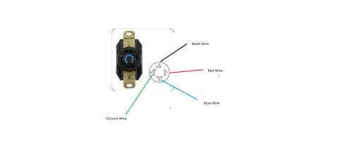 small resolution of wiring a 6 30 receptacle