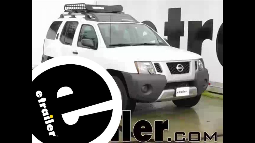 medium resolution of nissan xterra trailer wiring