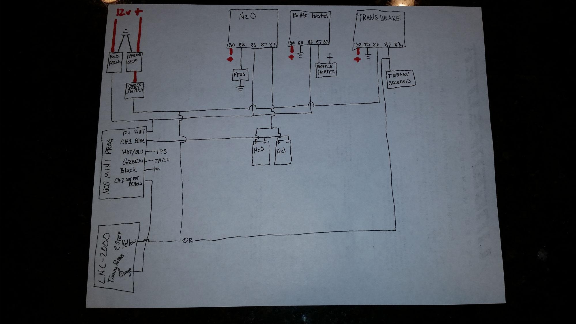 nitrous express proton wiring diagram rj11 wall jack