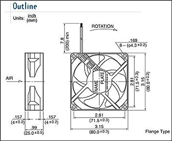 Nmb-mat 4715kl-04w-b56 Wiring Diagram