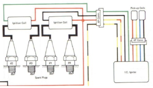 small resolution of motorcycle ignition wiring diagram