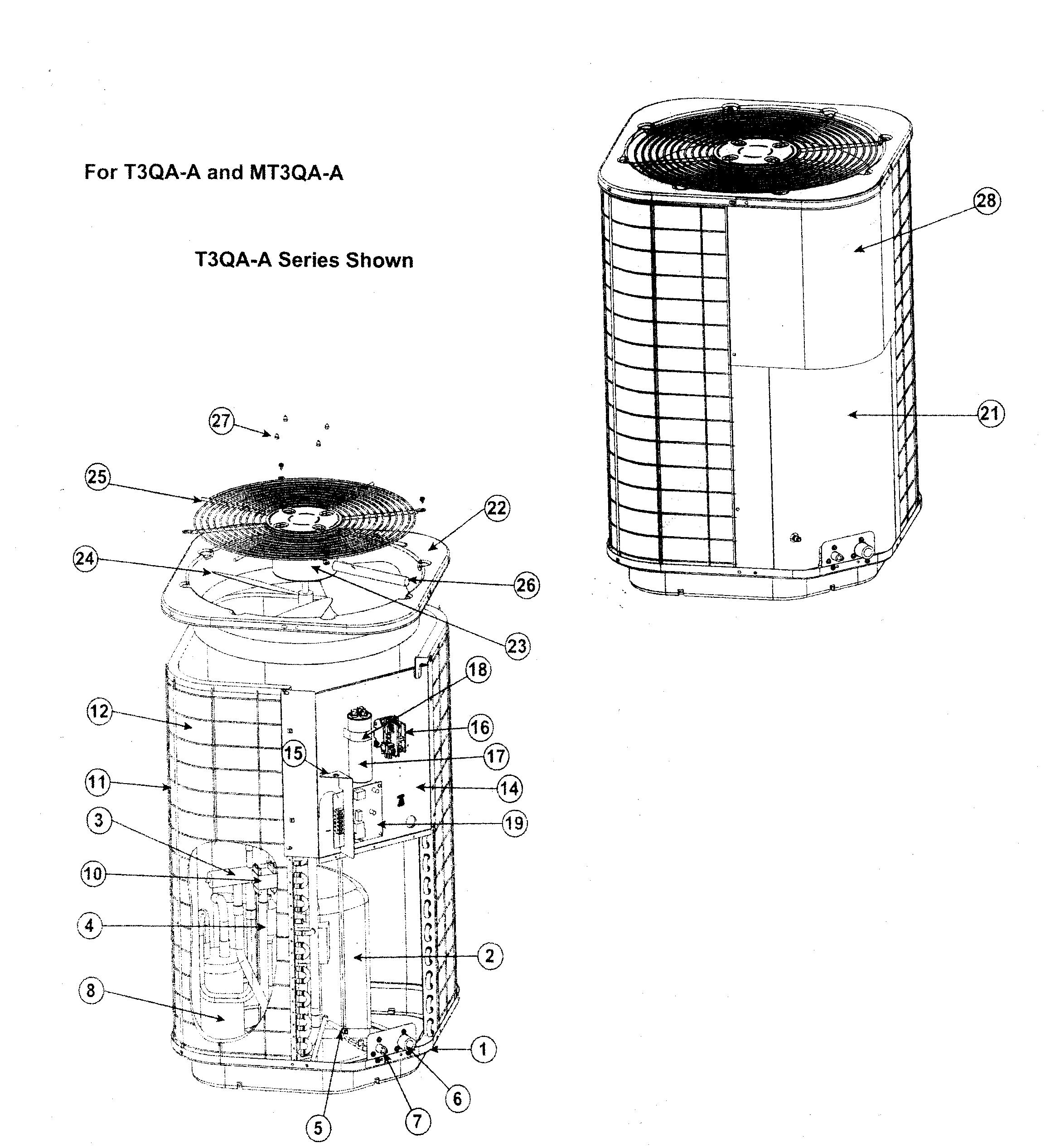 Nordyne Ecm Wiring Diagram