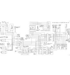 walking freezer wire diagram [ 2200 x 1700 Pixel ]