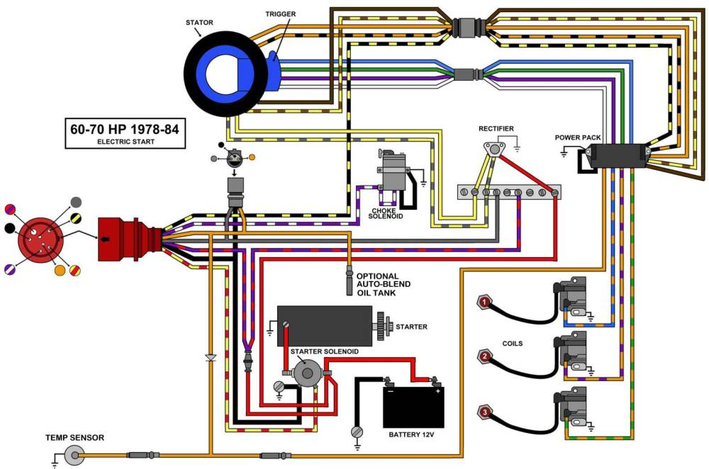 medium resolution of ignition switch wiring diagram boat