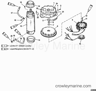 Omc Ignition Switch Wiring Diagram 19and 30hp
