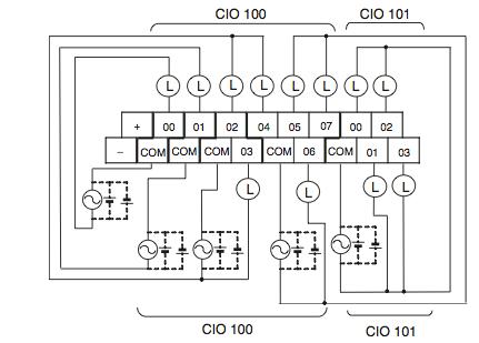 Omron Cp1l Wiring Diagram