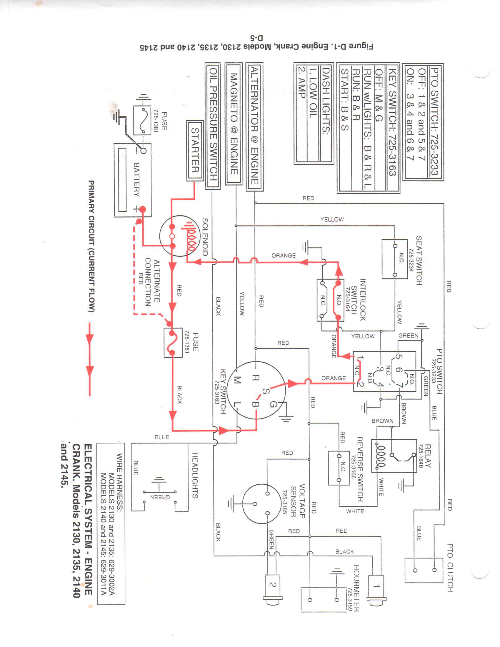 Generator Wiring Connector