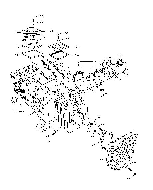 Onan Generator Mod# 2-skvd-2089b Wiring Diagram