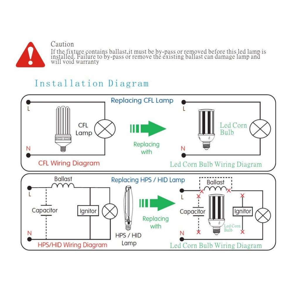 medium resolution of wiring diagram for led bulb