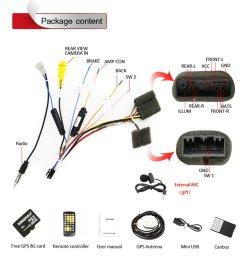 ouku single din wiring diagram [ 1002 x 1108 Pixel ]
