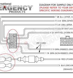 Federal Pa300 Siren Wiring Diagram - pa300 siren wiring ... on
