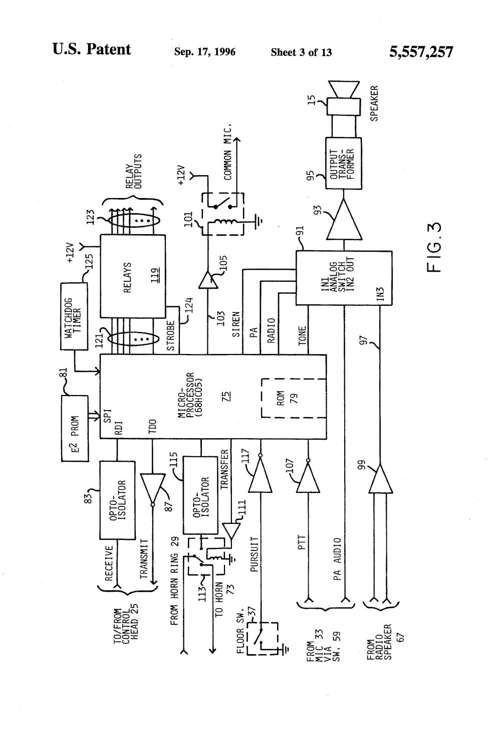 medium resolution of federal pa300 10 pin wiring diagram