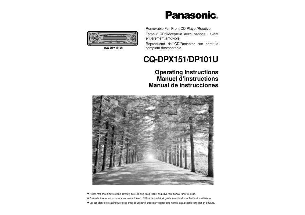 medium resolution of panasonic cq c1101u wiring diagram