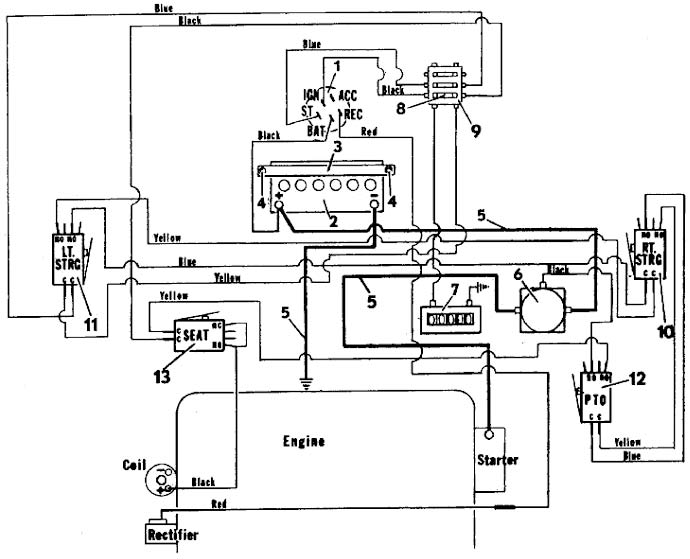 Parker Parkrimp 2 Wiring Diagram For 3 Phase Motor