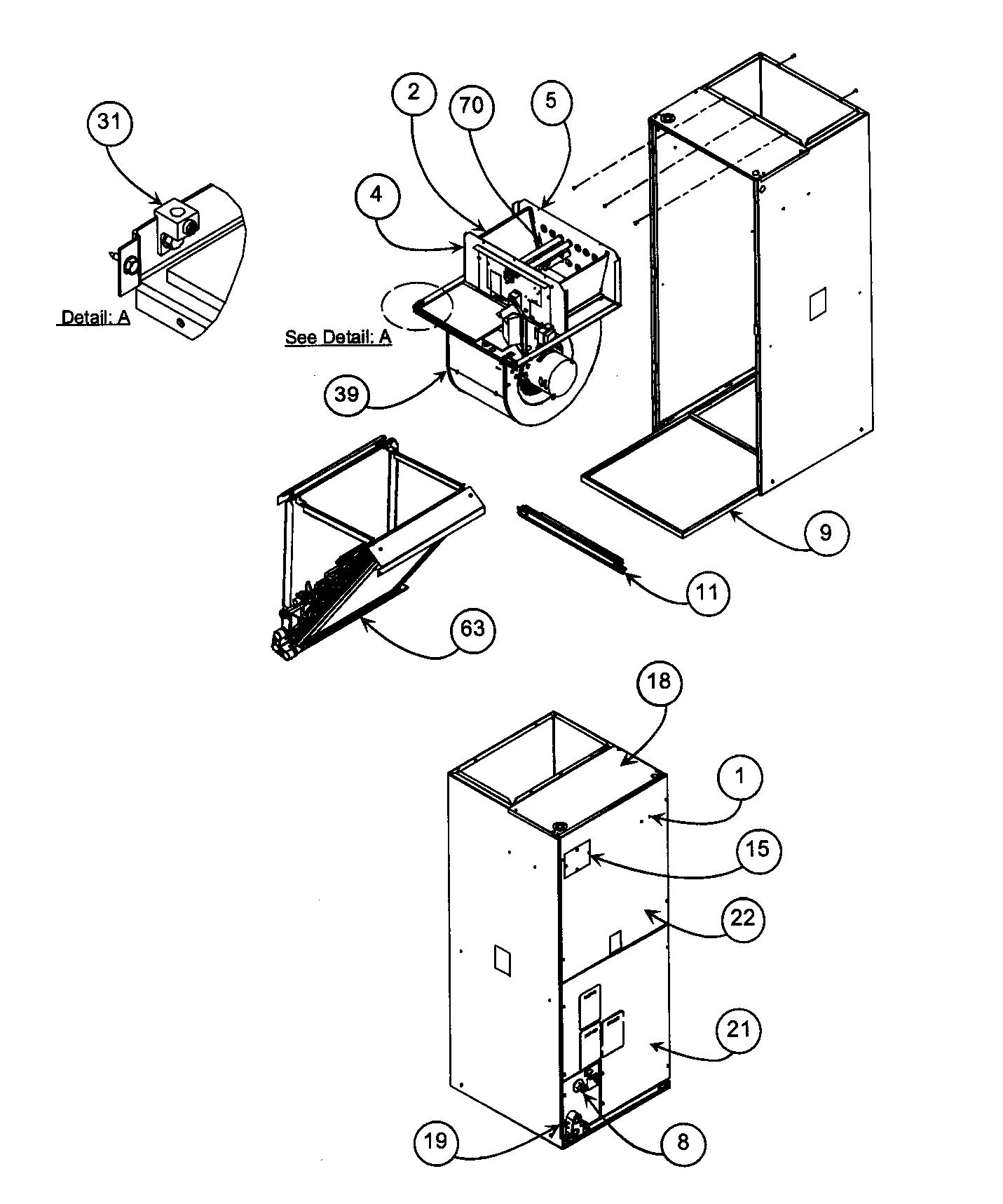 Payne Air Handler Wiring Diagram