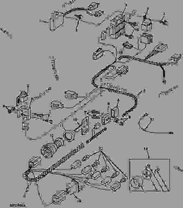 peg perego john deere tractor wiring diagram 2001 ford f150 headlight gator
