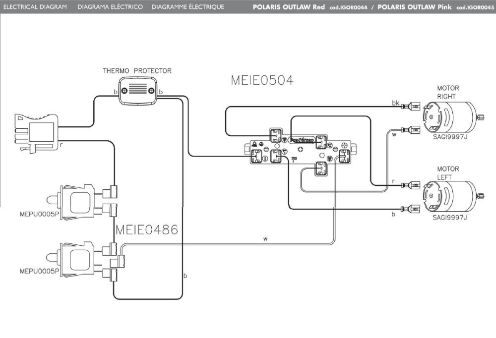medium resolution of polari sportsman xp wiring diagram