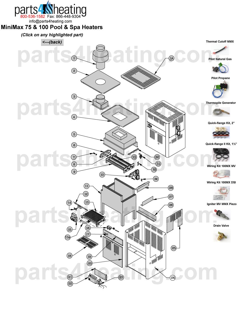 Pentair Minimax 200m Wiring Diagram