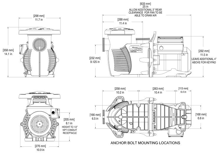 Pentair Variable Speed Pool Pump Wiring Diagram