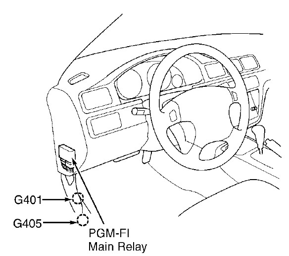 Pgm Fi Acura Mdx Wiring Diagram