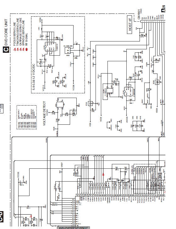 Pioneer Avh-290bt Wiring Diagram