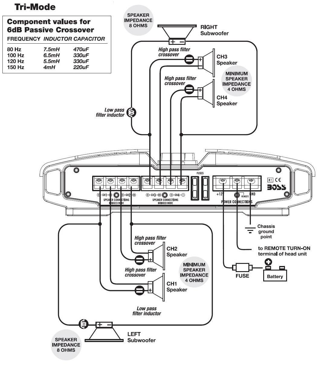 Pioneer Avh2300 Wiring Diagram