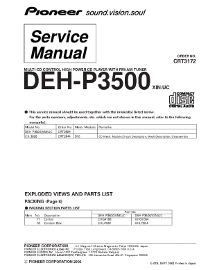 Pioneer Dehx6500bt Wiring Diagram