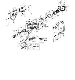 poulan pp335 part diagram [ 1696 x 2200 Pixel ]