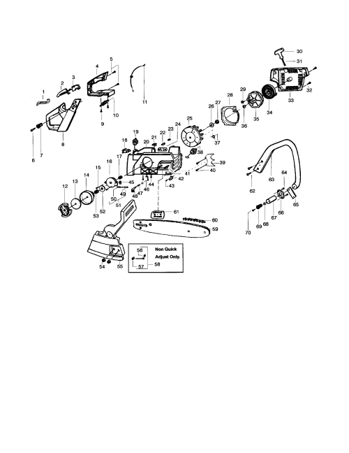 small resolution of poulan pp335 part diagram