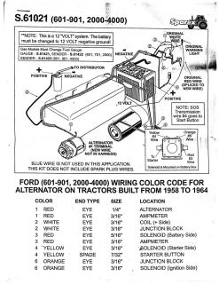 Powermaster Chrysler Alternator Wiring Diagram