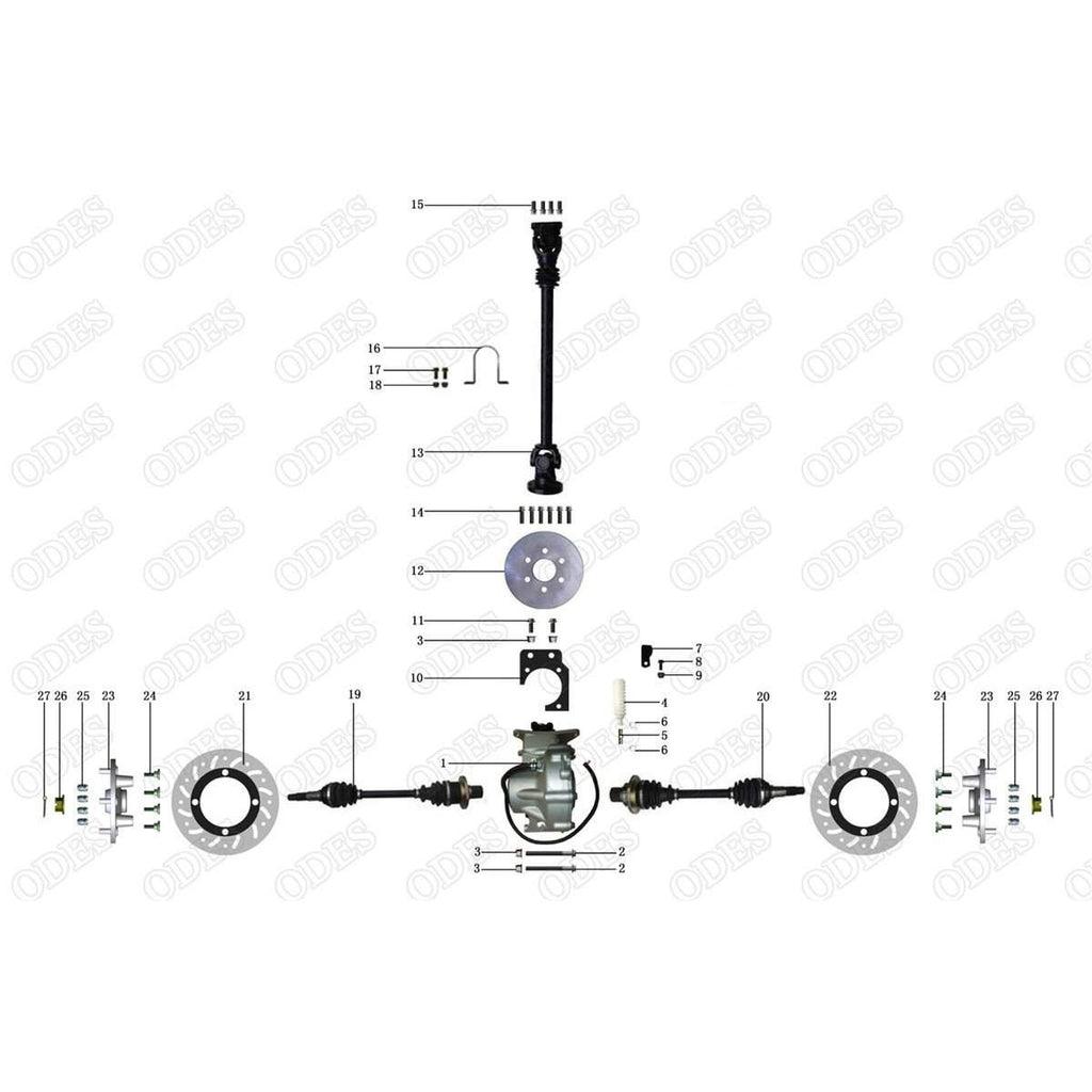 hight resolution of roketum 400cc atv wiring diagram