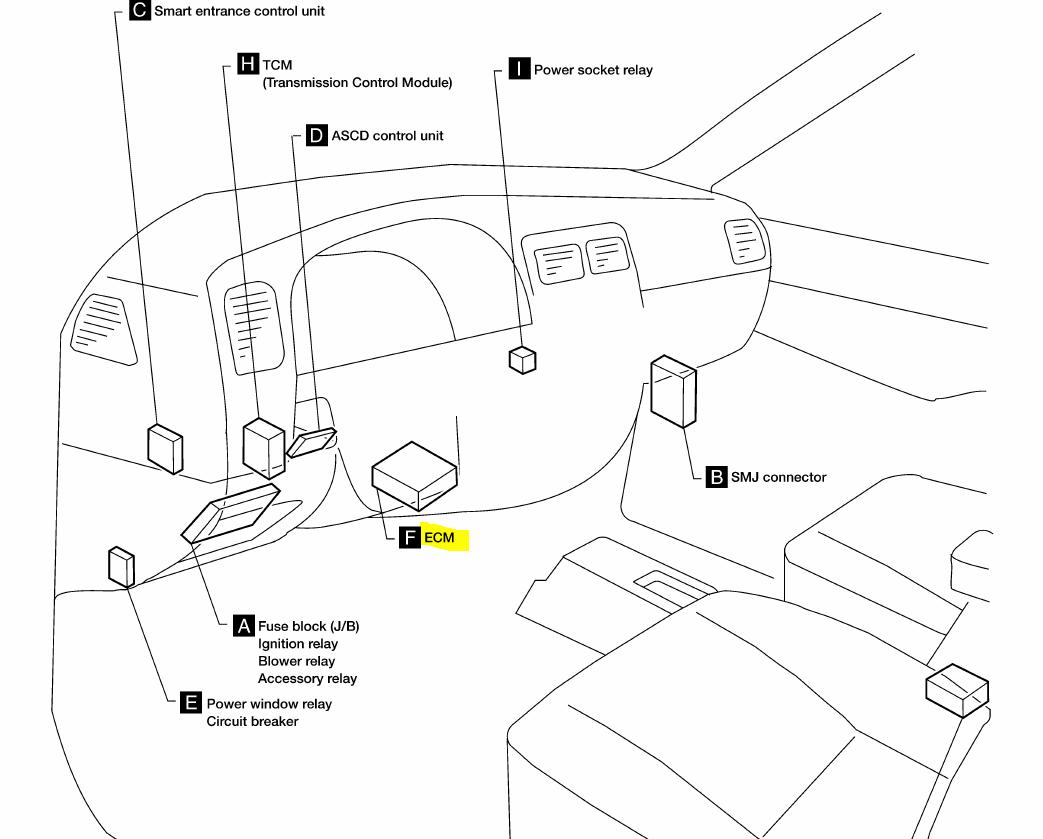 Radio Wiring Diagram For 2000 Nissan Xterra