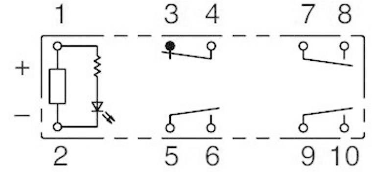 Rf1v-3a1bl Wiring Diagram