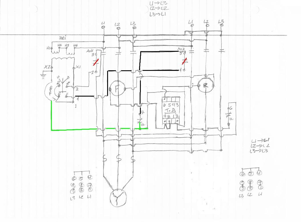 Rib Relay Wiring Diagram For Baseboard Heaters