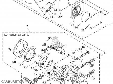 Ruixing Carburetor Diagram