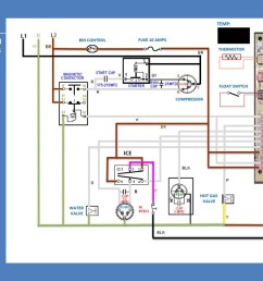 russell refrigeration wiring diagram [ 1280 x 720 Pixel ]