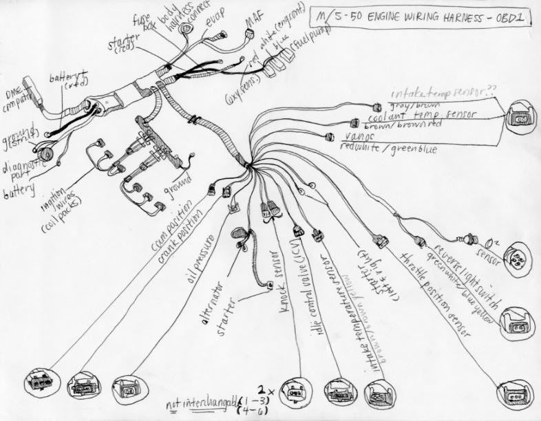 S50 Wiring Diagram Bmw