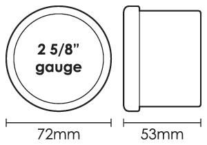 Saas 52mm Tacho Wiring Diagram