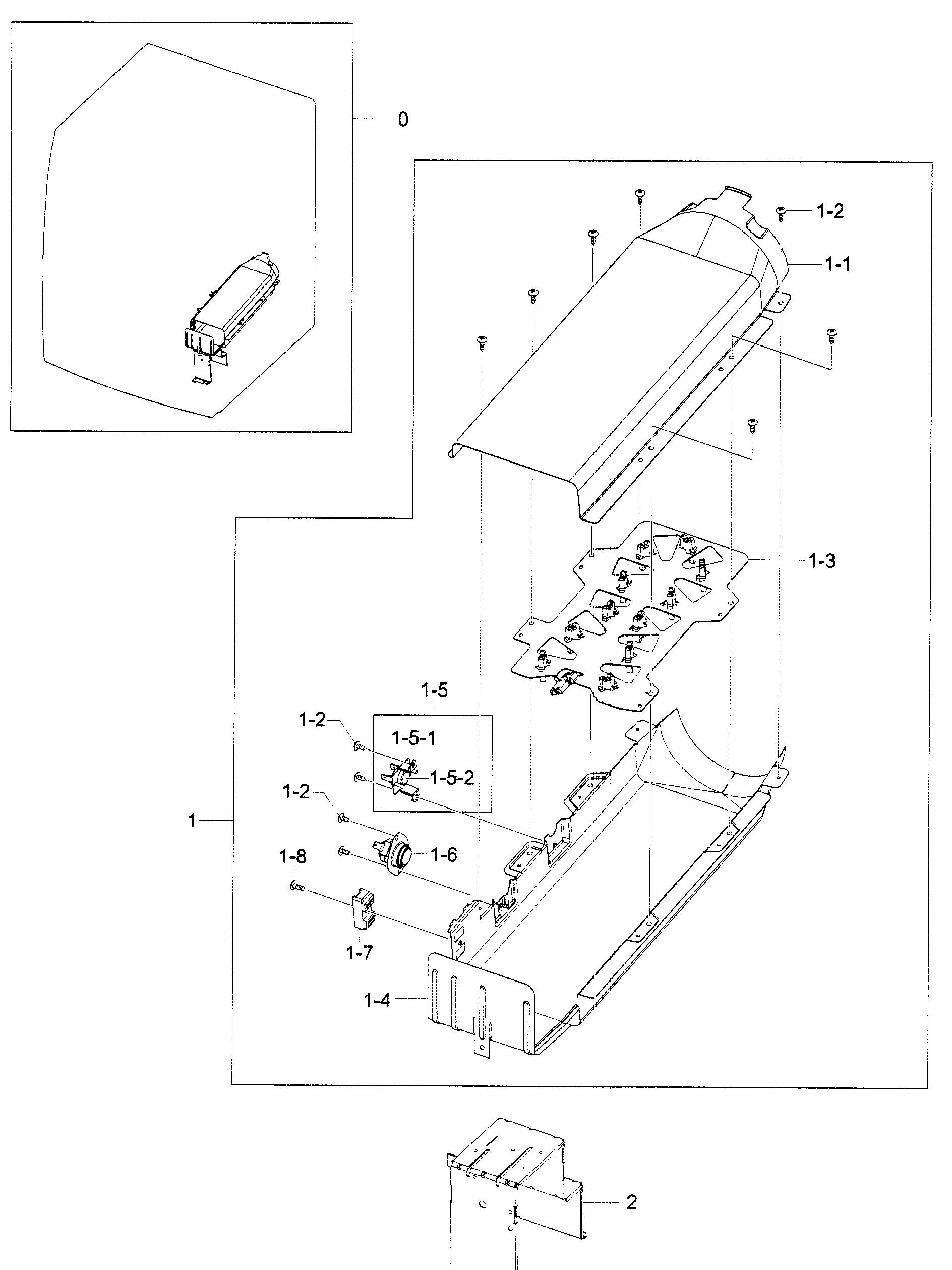 Samsung Dv210aew/xaa Wiring Diagram