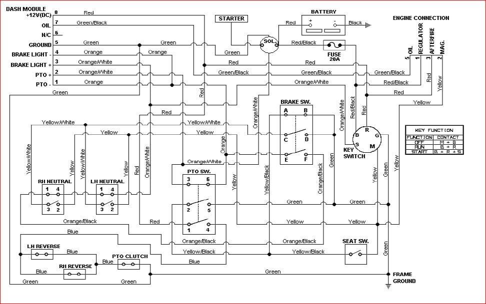 Scag Mower Wiring Diagram With 27 Hp Kohler Engine