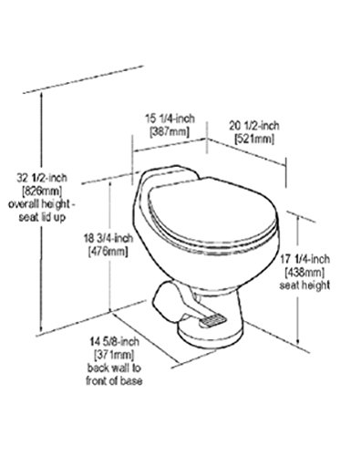 Sealand Vacuflush Diagram